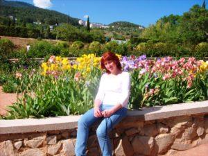 В Никитском ботаническом саду