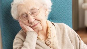 Сколько должен спать взрослый человек