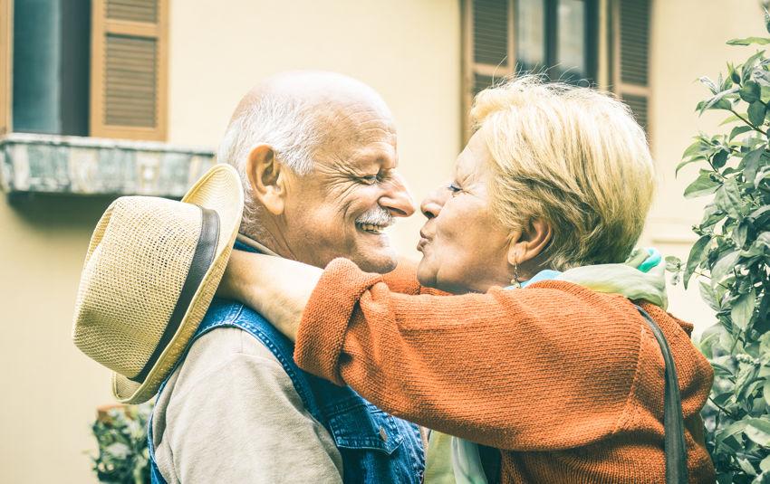 Активные долгожители