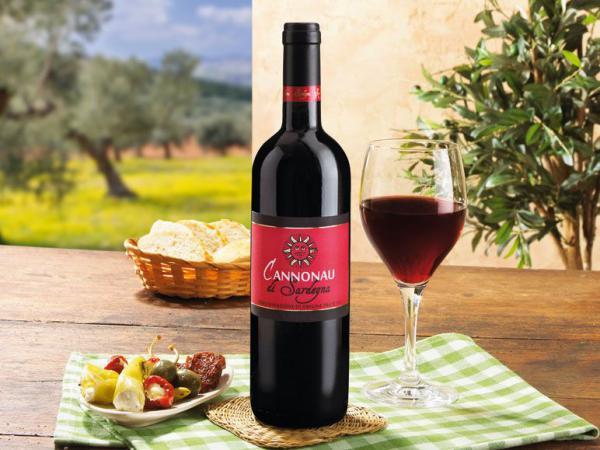 Вино Каннонау